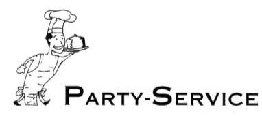 Partyservice Zibung Logo
